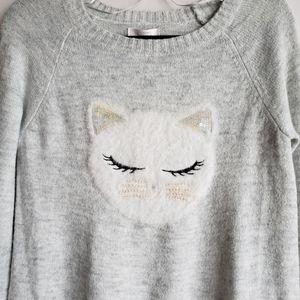 """Lauren Conrad """"Cat"""" Sweater Sz. Medium"""